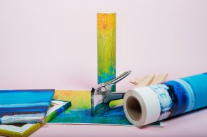 Canvas Paper & Display Films