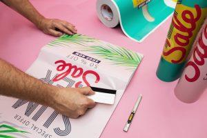 Digital Print Materials & Vinyls